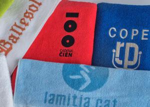 Personalización de prendas, merchandising para empresas y eventos