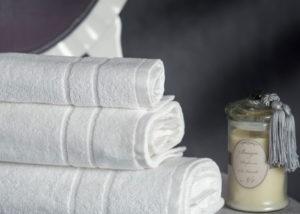 Ropa del hogar para la hostelería